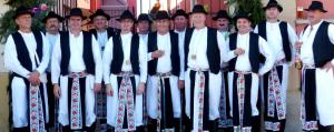 Koncert k 10. výročí založení mužského sboru JMF z Derfle 25. dubna 2020
