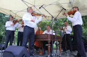 Kunovjan zahrál u Slovácké búdy